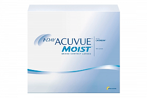1-Day Acuvue Moist (180)