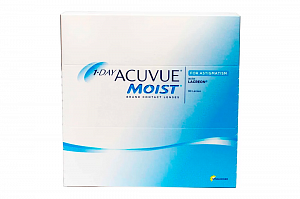 1-Day Acuvue Moist For Astigmatism (90)